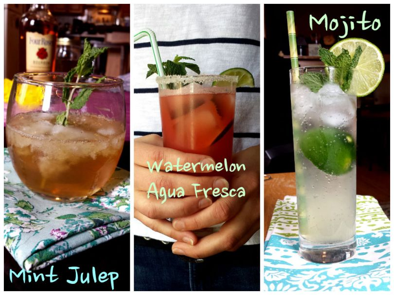 mint-infused cocktail recipes