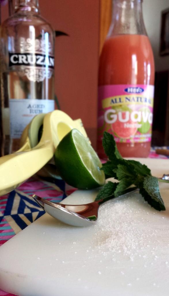 guava mojito recipe
