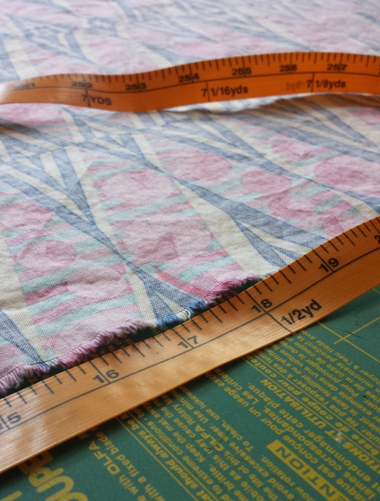 circle skirt measuring