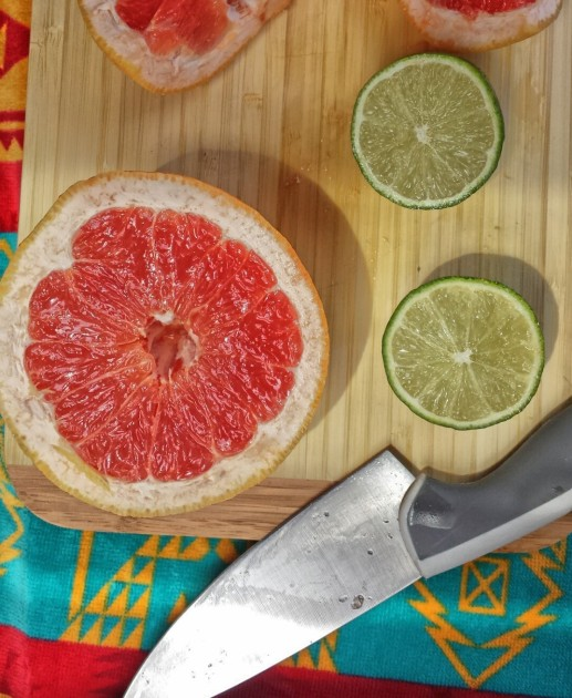 grapefruit and lime beergarita recipe