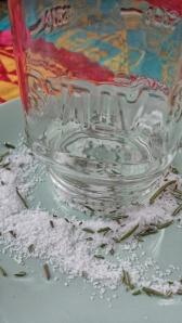rosemary salt rim beergarita recipe
