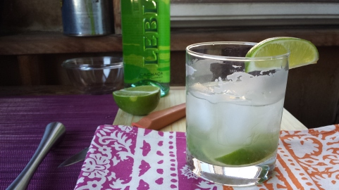 caipirinha cocktail recipe with cachaca