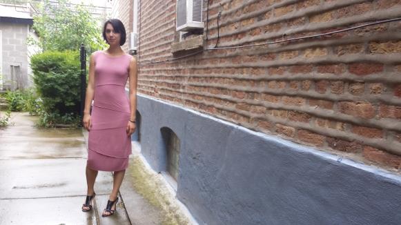 vogue 8904 marcy tilton shingle dress sewing