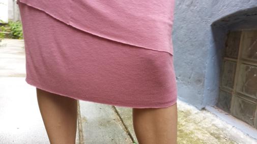 vogue 8904 marcy tilton shingle dress