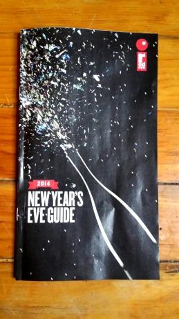 redeye NYE guide