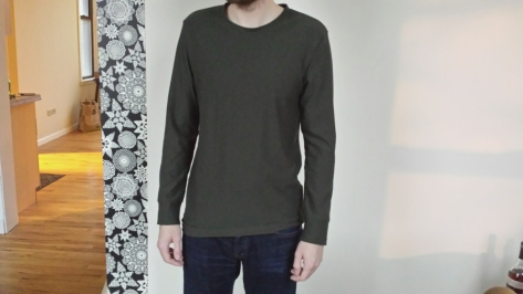thread theory men's strathcona t-shirt