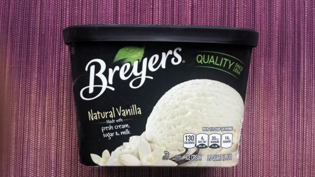 easy eggnog recipe with ice cream