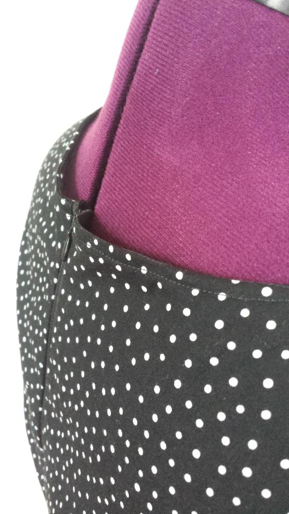 neckline colette laurel