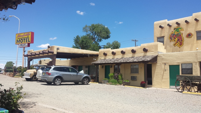 silver saddle motel santa fe