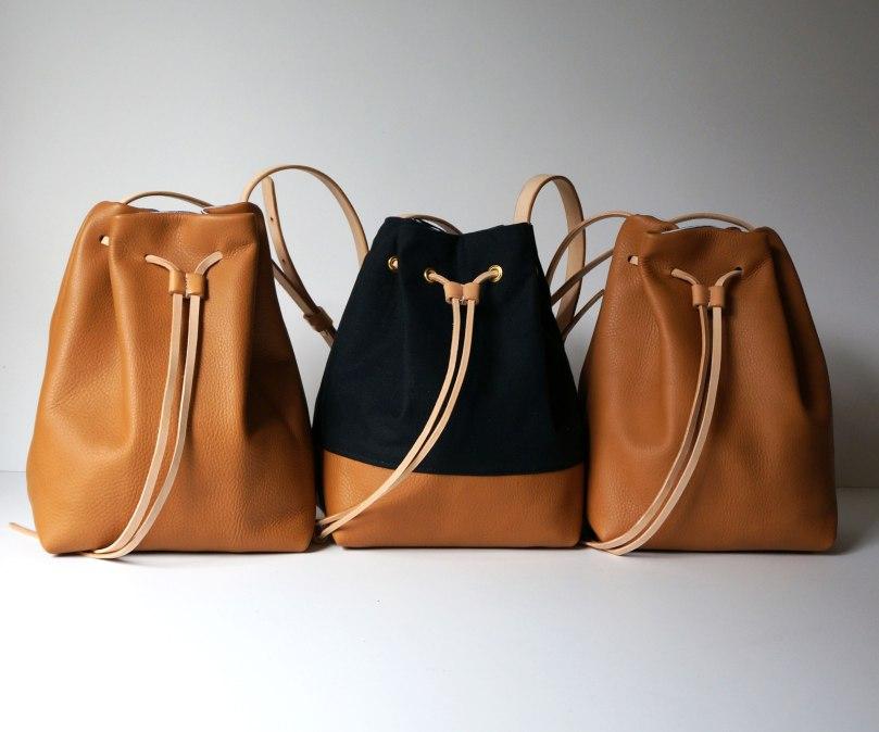umbrella collective bucket bags