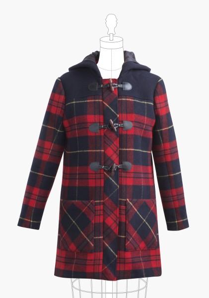 cascade duffel coat
