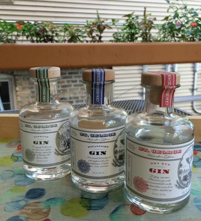 st. george gins