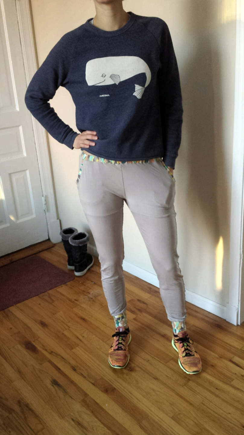 True Bias Hudson Pants