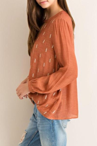 entro-crinkled-blouse-orange-876fea93_l