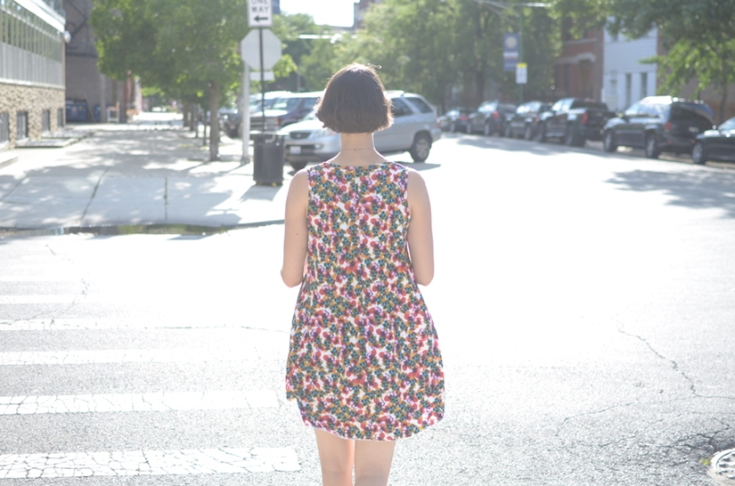 santa fe dress floaty