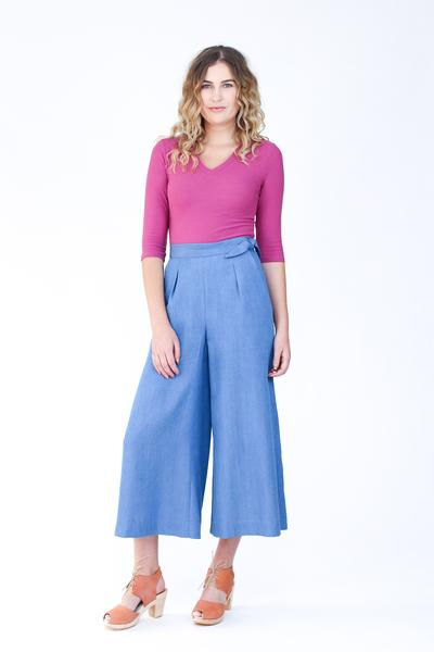 megan nielsen flint pants sewing pattern