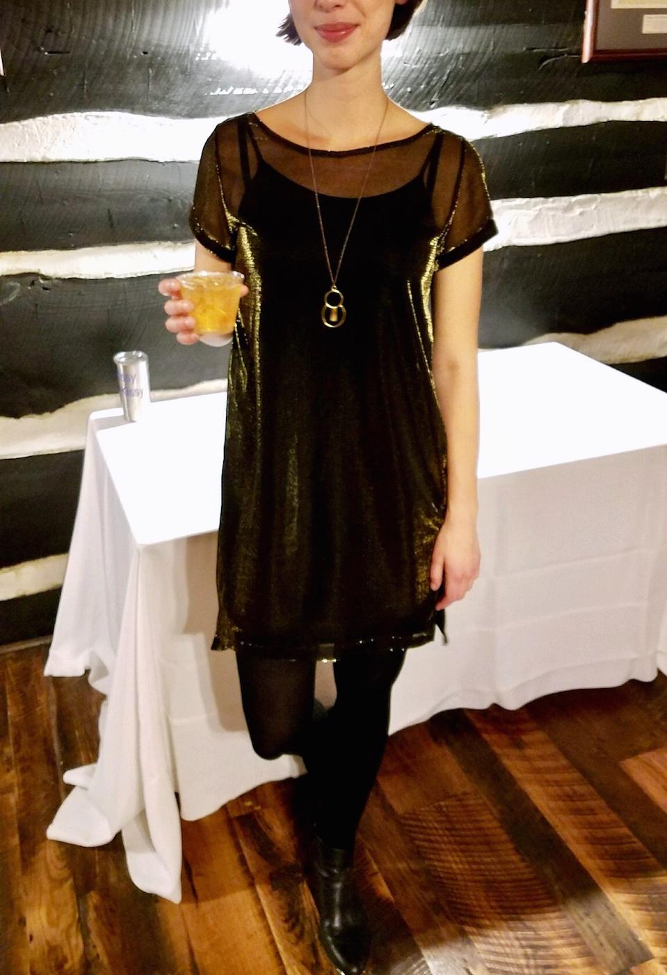 knit inari dress