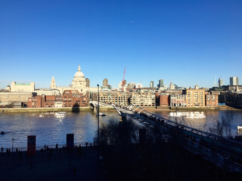 st. pauls from tate