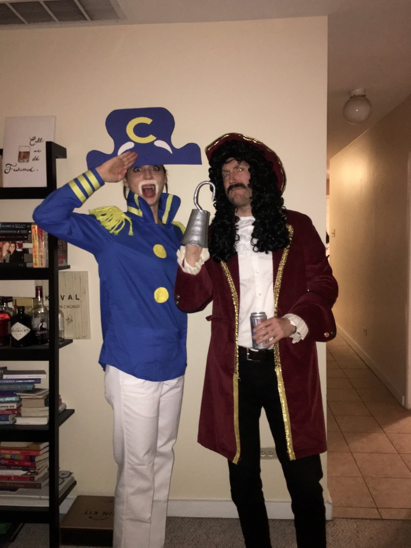 capn crunch and captain hook reversed