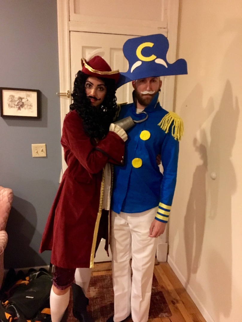 captain hook and capn crunch DIY