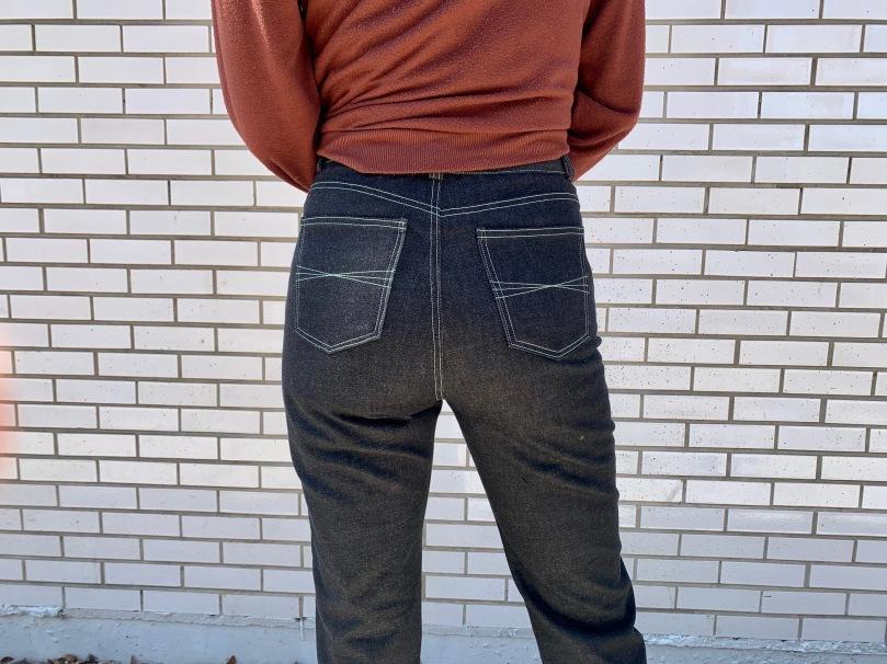 MN dawn jeans straight leg